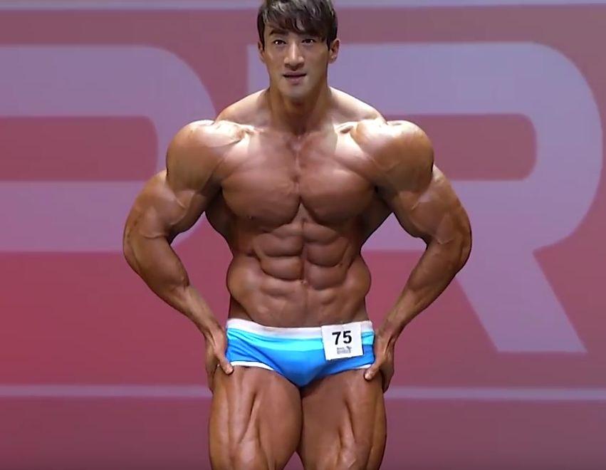 韓国人ボディビルダー、チュルソン(Chul Soon)の筋肉がもはや不気味【動画・画像あり】